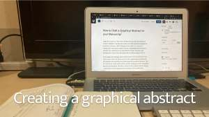 How to Create a Graphical Abstract for your Science Manuscript?