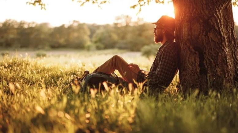 Descansando en Jesús Con licencia de AdobeStock_290387216