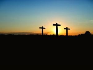 Jesus døde på korset for oss