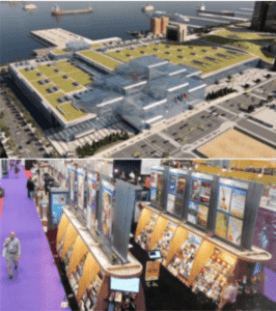 The Jesus Gospel at 2018 BEA at the Jacob Javits Center