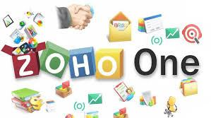 Zoho One: Logo via PC Magazine