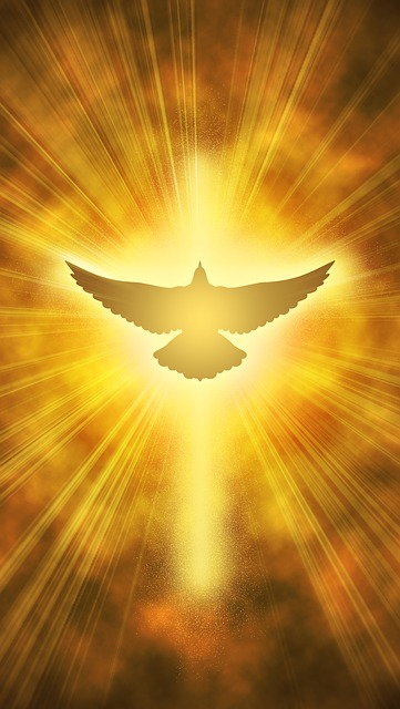 The Holy Spirit Helps Us Glory Jesus Jesusliftedup Com