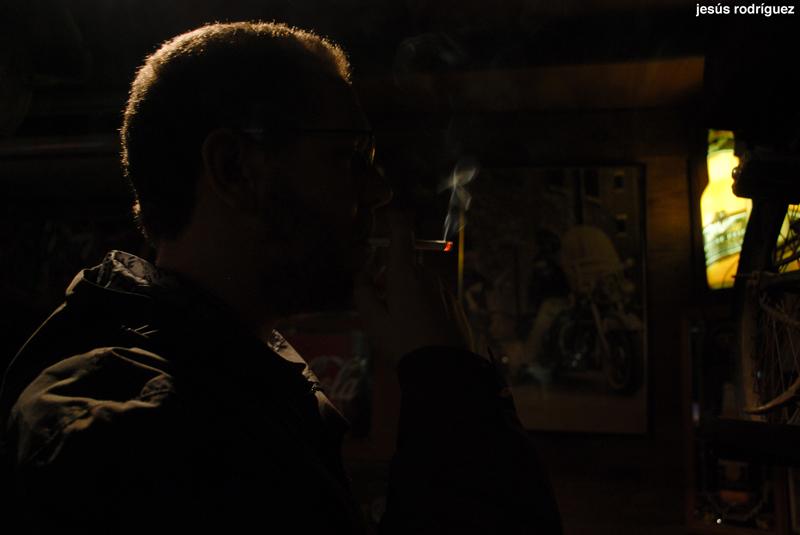 El fumador
