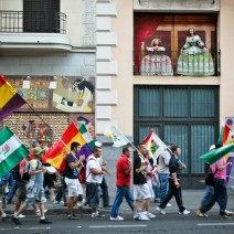Marcha del 15S en Madrid