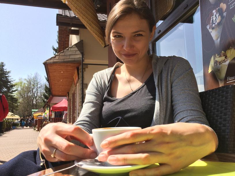 Kawa, Polańczyk nad Soliną.