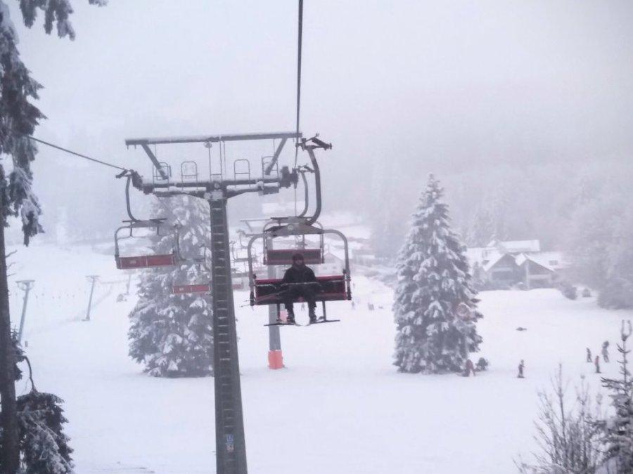 ramzova narty wyciag stok ramzowa