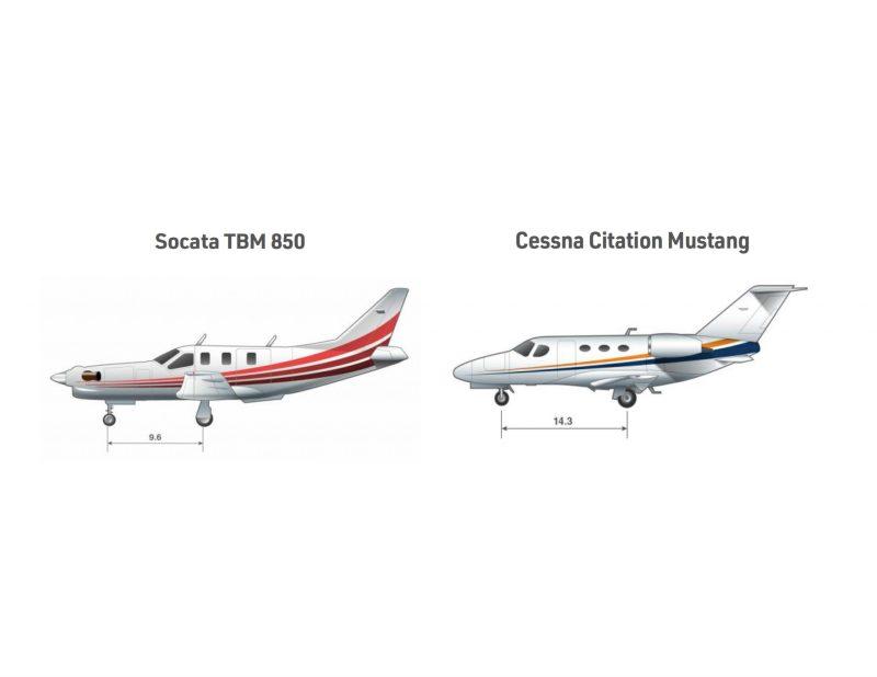 TBM 850 vs Citation Mustang Op Cost