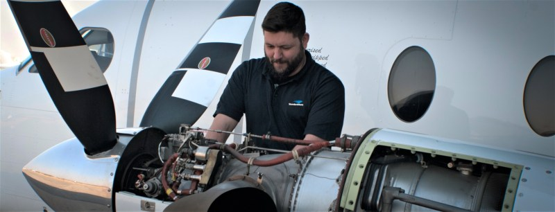 All About PT6 Borescope Inspections