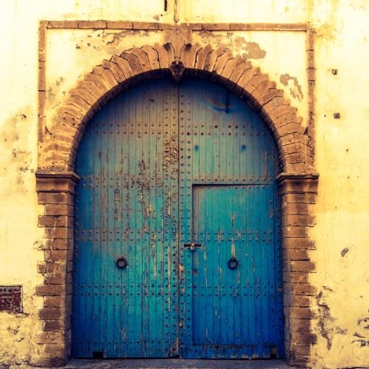blue door 2, Essaouira, Morocco