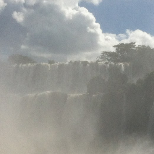 Iguazu close up 3