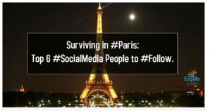 Expats Paris Top Social Media Influencers