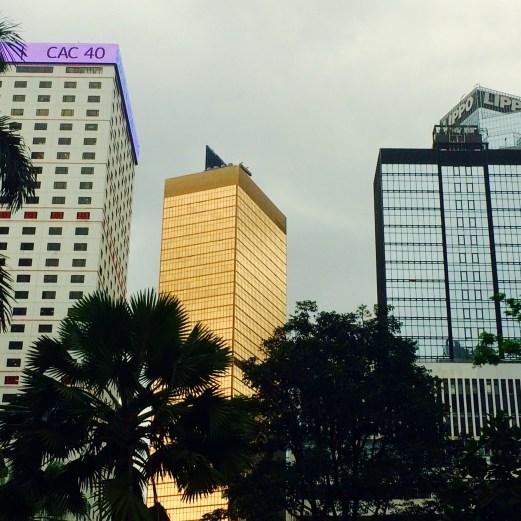 finance buildings central