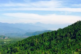 view Munduk Bali
