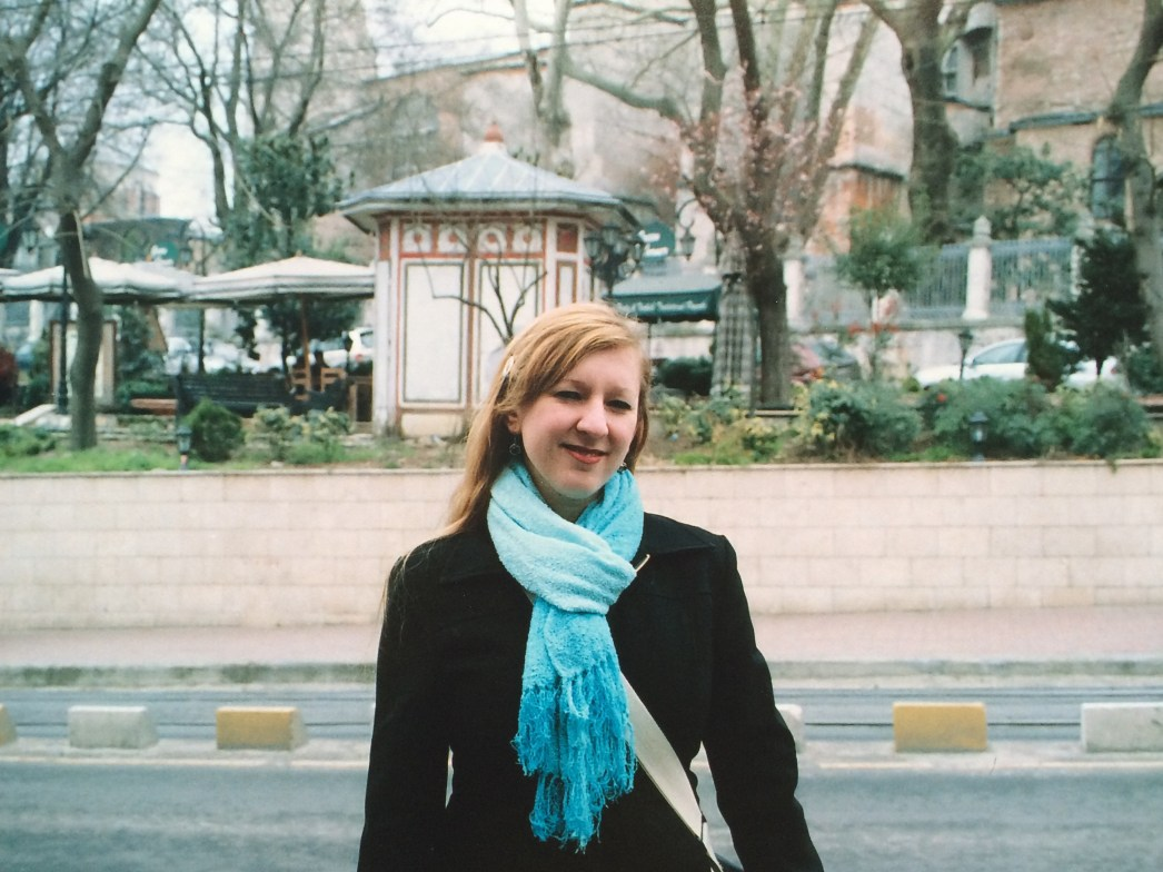 Lily in Istanbul