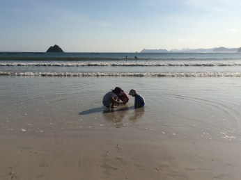 Lombok Island Selong Belanak