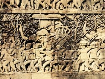 Angkor Wat detail 3
