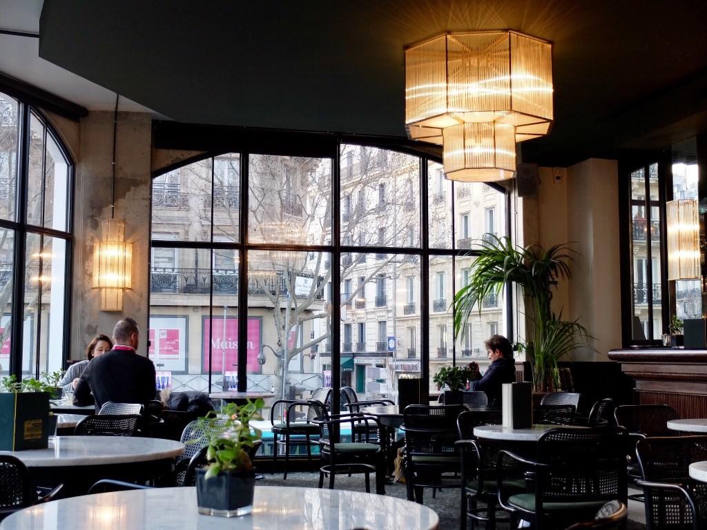 Brasserie Barbes Paris
