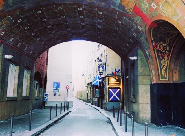 rue de Nevers Paris 75006