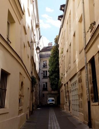 impasse Maubert Paris 75005