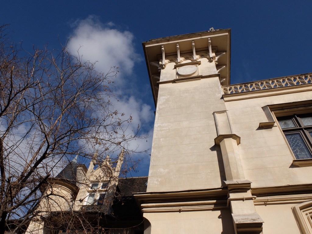 castle in Montmartre