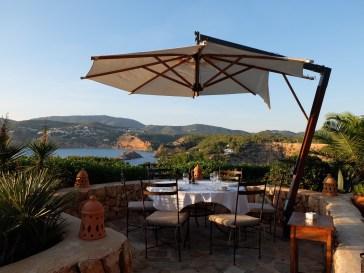 Hotel Las Brisas Ibiza dining