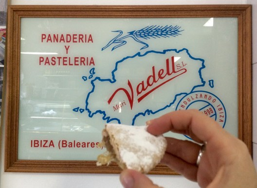 Ibiza's oldest bakery
