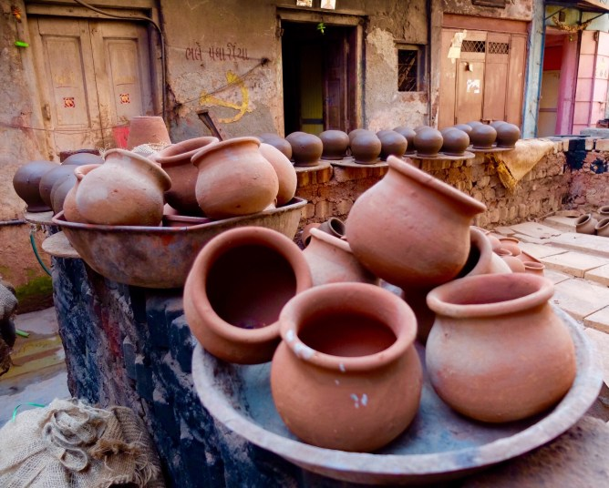 Dharavi Clay Pots - Mystical Mumbai