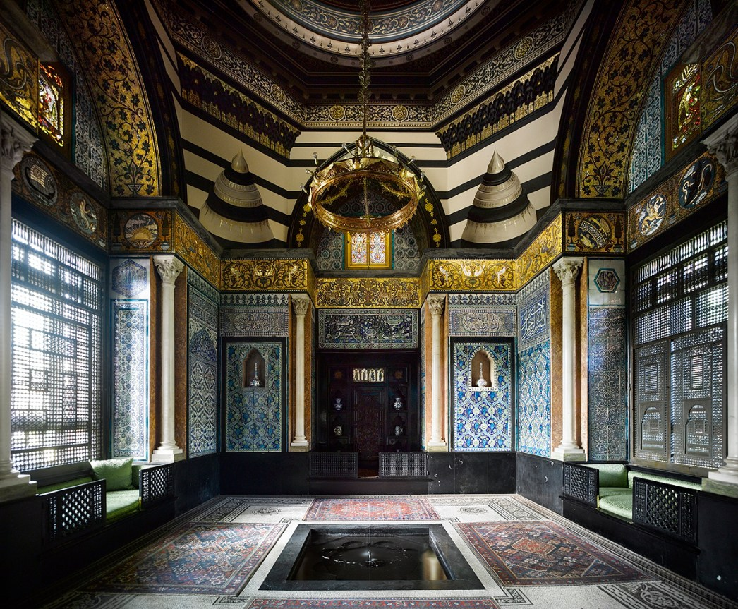 Leighton House Museum Arab Hall. Image courtesy of Will Price