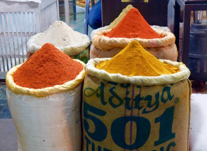 Delhi-Spice-Market