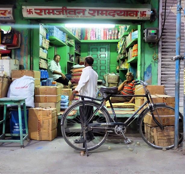Jodhpur-shops