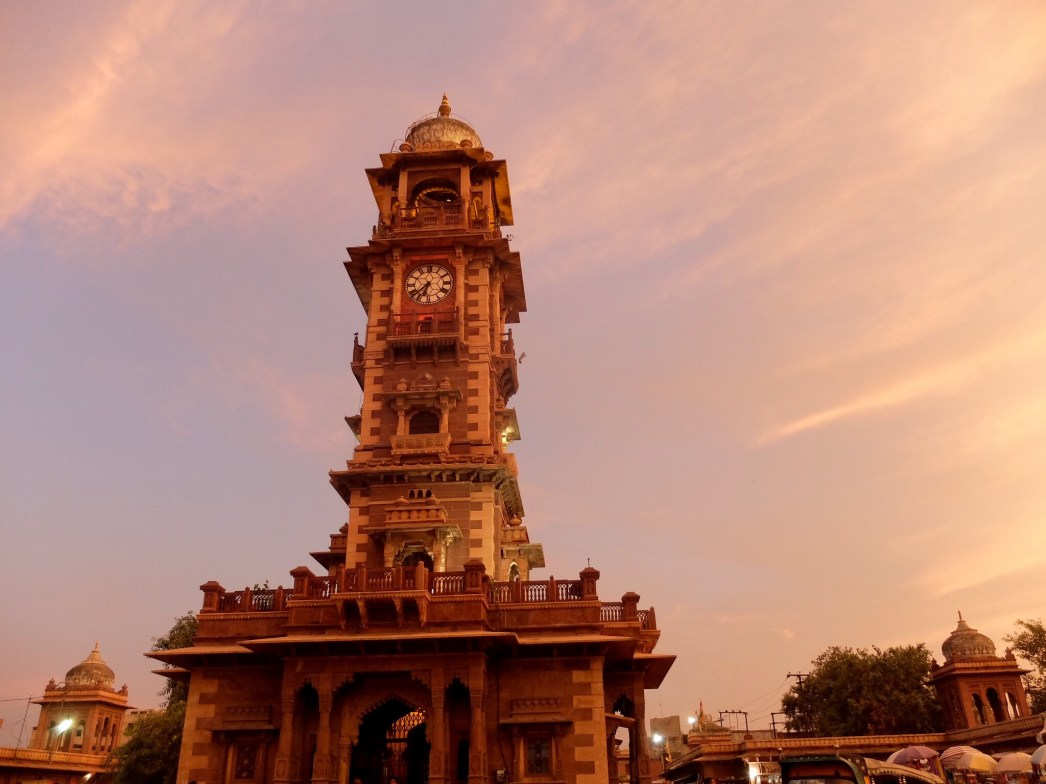 Jodhpur-Clocktower