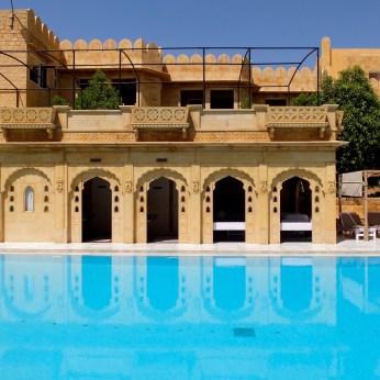 Pool-Hotel-Rang-Mahal-Jaisalmer-India