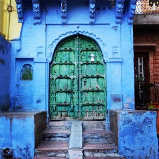 Blue-City-Jodhpur-India