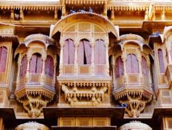 Palace-Jaisalmer-India