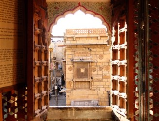 Haveli-Jaisalmer-india