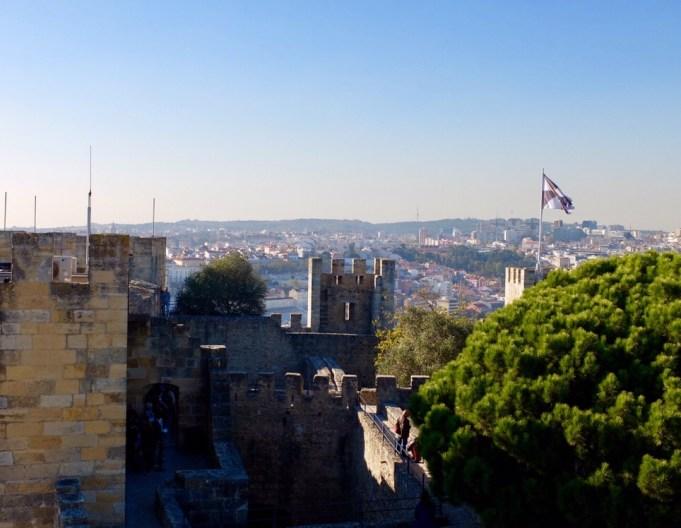 Lisbon-Castle