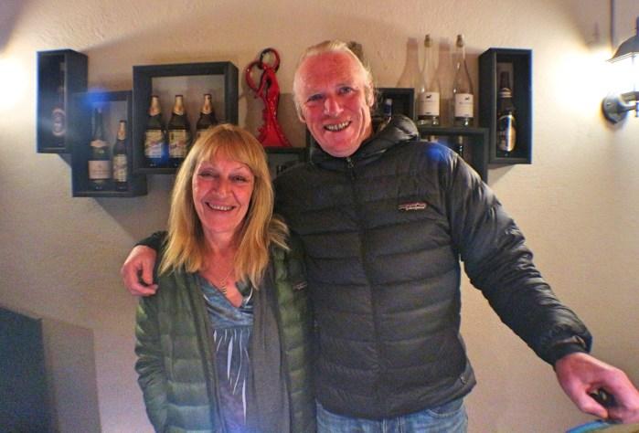 Deja Vu Linda and Micky