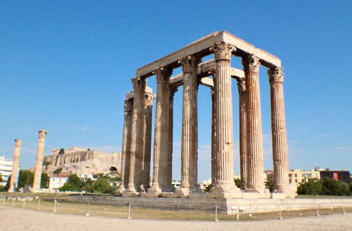Olympian-Zeus-Temple-Athens