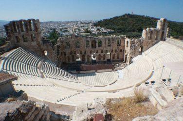 Acropolis-theatre-Athens