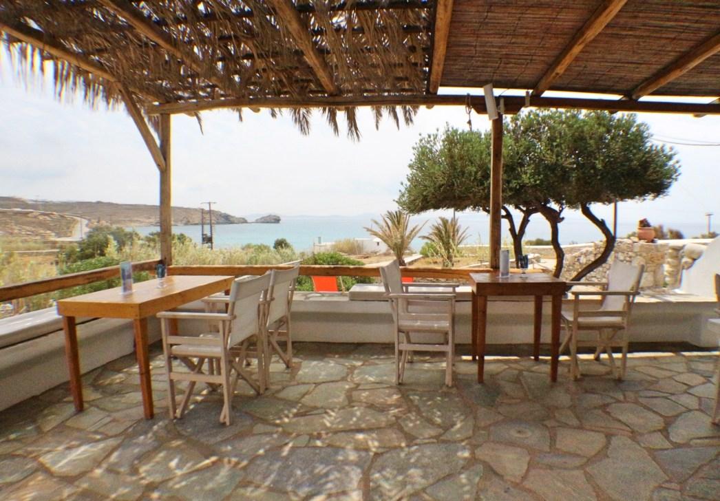 Baba Houlakia cafe