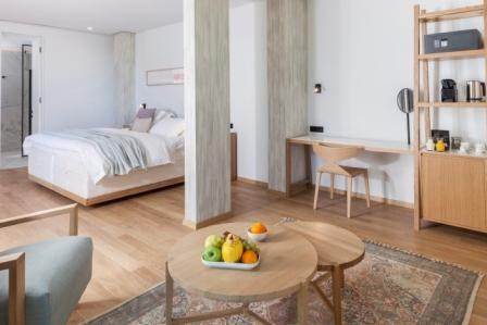 Coco-mat hotel loft room