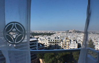St George Lycabettus room view