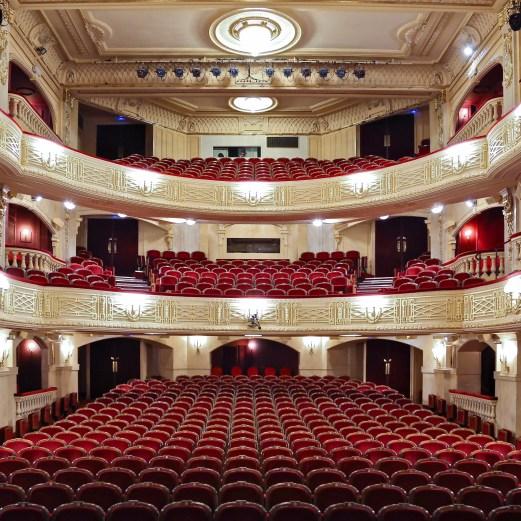 Theatre-Edouard - Salle - fauteuils
