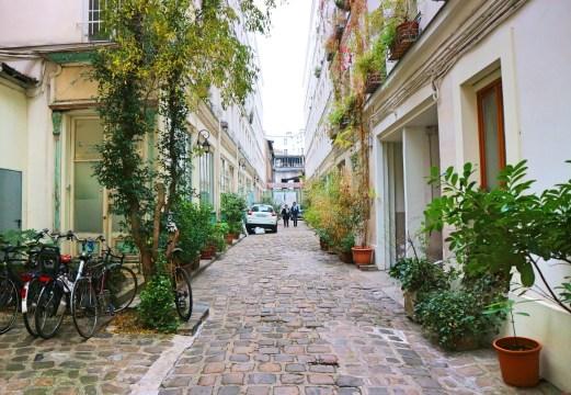 Passage Saint-Bernard Paris