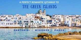Romantic Greek Islands
