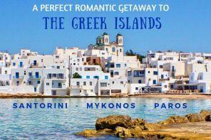 Romantic Greek Islands