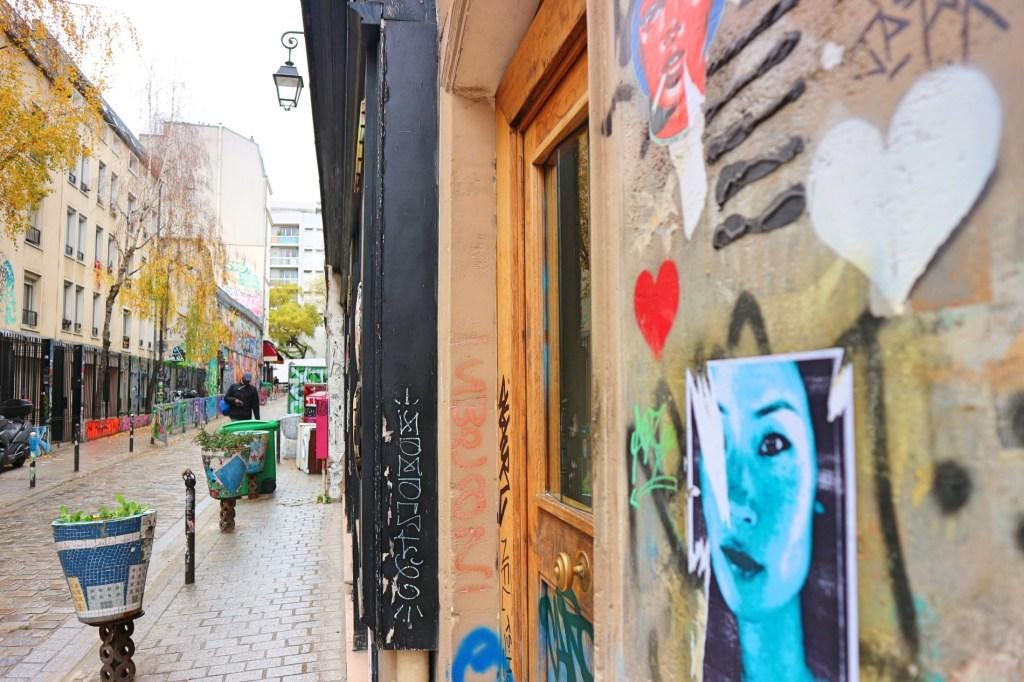 Rue Denoyez 75020