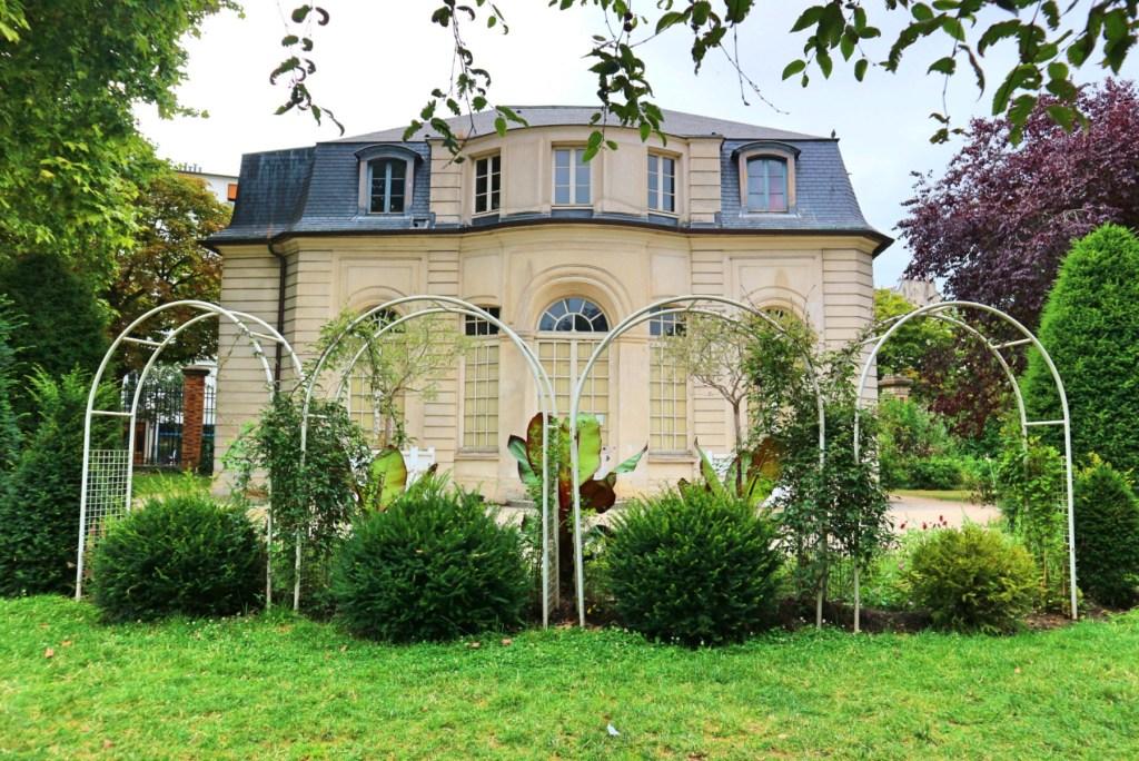 Pavillon de l'Ermitage Paris