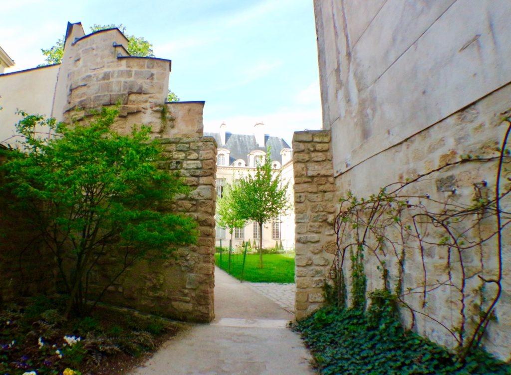Jardin Rosiers – Joseph Migneret