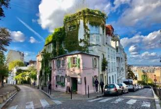 Montmartre - la Maison Rose